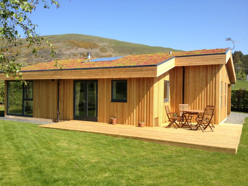 The Green House. A Stylish Holiday Home In The Heart Of The Scottish Borders